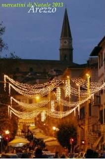 Arezzo mercatino di natale ad arezzo tempo libero for Arezzo mercatino