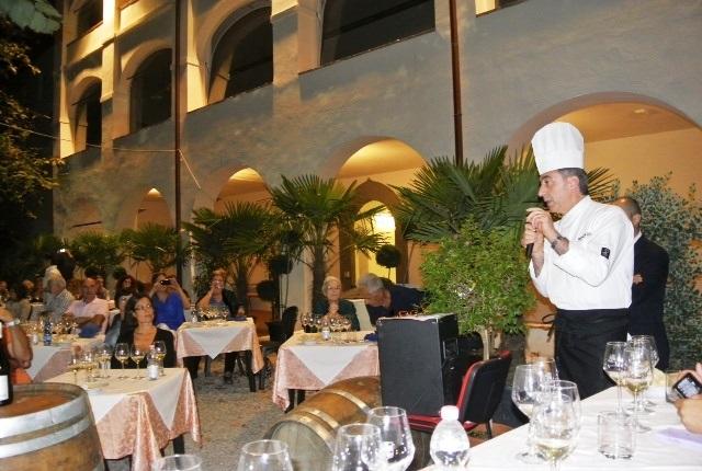 """A Montecarlo torna il """"Salotto del Vino e del Verde"""". Il menu, gli ospiti e il programma della manifestazione"""