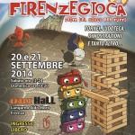 [ Firenze ] FirenzeGioca: il gioco per tutta la famiglia all'Obihall. Tornei, area junior, musica con la cartoon band Alabarde Spaziali e tanto divertimento