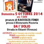 Cure 2 Children: pranzo di raccolta fondi a Strada in Chianti