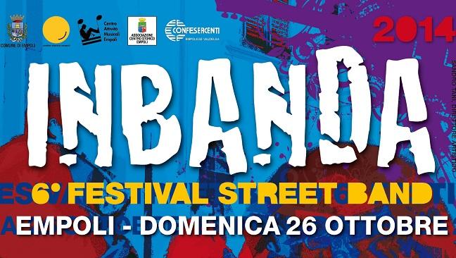 """Torna """"InBanda""""! Sesta edizione per il festival delle street band"""