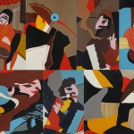 Fabio De Poli, pirata del colore. In mostra trenta opere inedite a Palazzo Malaspina