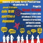 [ Empoli ] Servizio Civile Party: al Nuovo Circolo Arci Pontorme un'iniziativa per conoscere questa grande opportunità