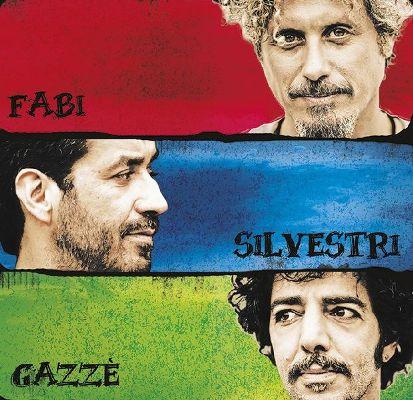 Fabi – Silvestri – Gazzè in concerto al Nelson Mandela Forum Tour italiano 2014