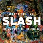 """[ Firenze ] Slash feat. Myles Kennedy & The Conspirators al Nelson Mandela Forum con il loro ultimo album """"World on Fire"""""""