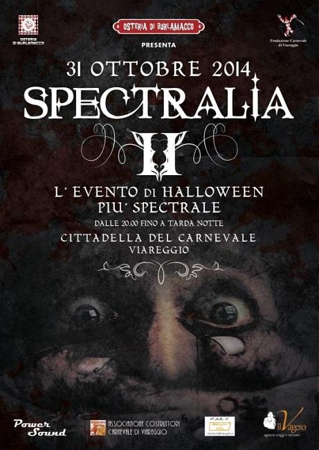 """Arriva """"Spectralia"""", la prima festa di Halloween alla Cittadella del Carnevale"""