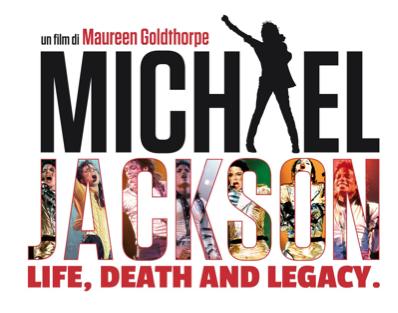 """Michael Jackson. Life, death and legacy"": approda in Toscana l'evento cinematografico dedicato al re del pop"