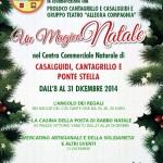 [ Serravalle Pistoiese ] Un magico natale nel Centro Commerciale Naturale di Casalguidi, Cantagrillo e Ponte Stella
