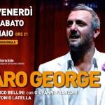 """[ Firenze ] """"Caro George"""": la StabileMobile Compagnia Antonio Latella in esclusiva regionale al Teatro Florida"""