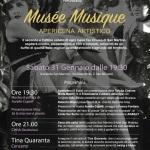 """[ San Miniato (PI) ] Alla Locanda di San Martino un nuovo appuntamento con """"Musée Musique"""""""