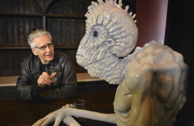 100 oggetti dei film di cronenberg in mostra presso la fondazione