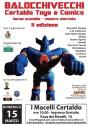 """""""Balocchi vecchi"""": a I Macelli la seconda edizione del mercato di giocattoli e fumetti vintage"""