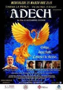 """Il dualismo scienza e fede in chiave fantasy e misteriosa: a La Perla arriva """"Adech"""" di Alessandro Cecchini"""