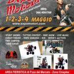 [ Pontedera ] Expo Motori Bikers and show è spettacolo, divertimento, sociale arrivato alla su 10° edizione a Pontedera