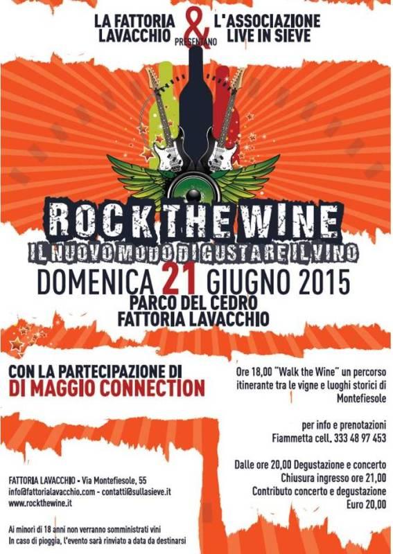 Pontassieve rock the wine la fattoria lavacchio for Porte francesi della fattoria