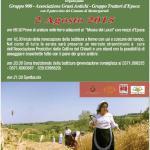 [ Montespertoli ] Rievocazione Storica della battitura dei grani antichi al Centro per la Cultura dei Vino I Lecci
