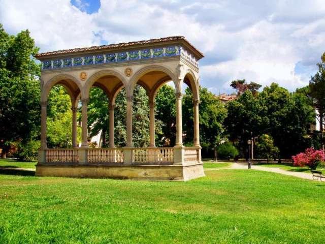 Firenze giardino dell 39 artecultura di firenze prosegue - Giardino dell orticoltura firenze ...
