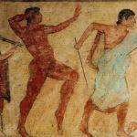 [ Chiusi ] La Tomba del Colle nella Passeggiata Archeologica a Chiusi al Museo Nazionale Etrusco