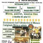 """[ Capraia e Limite ] Sesta edizione di """"Birrarci 2015″ a Limite sull'Arno"""