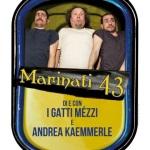[ Livorno ] Marinati 43 di e con Andrea Kaemmerle e i Gatti Mezzi al Castello Sonnino di Quercianella