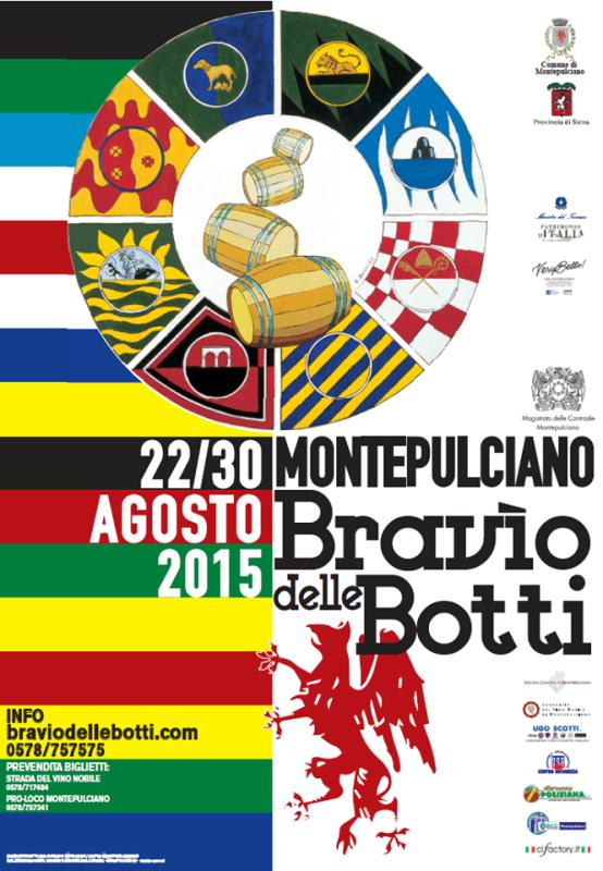 The Bravìo in Montepulciano - Hotel Siena Borgo Grondaie.com