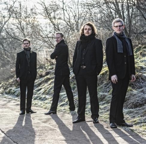 Quartetto Meccorre (c) A  Berbecki WEB
