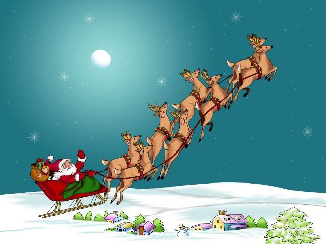 Immagini Slitta Di Babbo Natale.Montemurlo A Montemurlo Arriva La Slitta Di Babbo Natale Tempo Libero Toscana Eventi Sagre Mostre Della Toscana