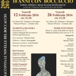 """[ Certaldo ] """"10 anni con Boccaccio"""": l'Oranona Teatro celebra il fecondo connubio col grande autore"""