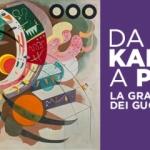 [ Firenze ] Da Kandinsky a Pollock. La grande arte dei Guggenheim a Palazzo Strozzi