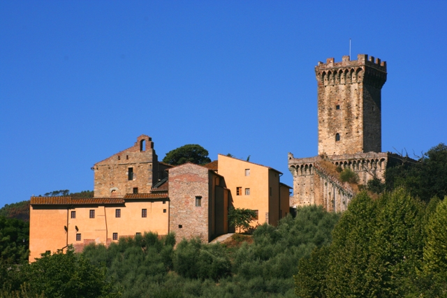 Estate a Vicopisano: eventi, visite guidate del borgo e Rocca aperta ad agosto