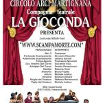"""[ Empoli ] La Compagnia Gioconda presenta la commedia """"www.scampamorte.com"""""""