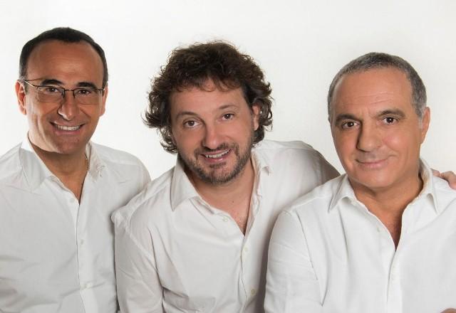 In Toscana si aggiunge a grande richiesta una nuova data per Tour di Panariello, Conti, Pieraccioni al Modigliani Forum