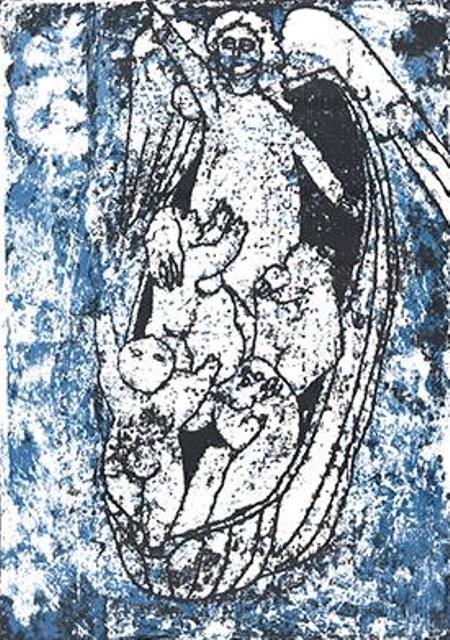 Una rilettura in chiave contemporanea della Divina Commedia, la mostra di Venturi a Villa Bardini