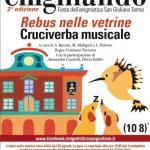 """[ San Giuliano Terme ] Seconda edizione di """"Enigmando"""", rebus nelle vetrine e cruciverba musicale"""