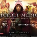 [ Montopoli in Val d'Arno ] Montopoli Medioevo – 43° Rievocazione Storica e Disfida con l'arco