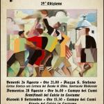 [ Arezzo ] Arriva la 39^ edizione del Palio dei Lumi a Pieve Santo Stefano