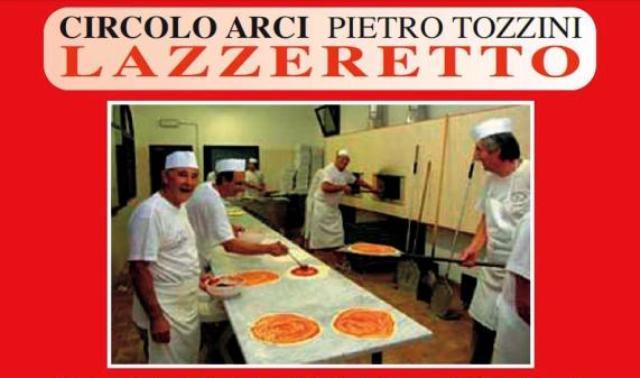 Sagra della Pizza di Lazzeretto 29° edizione. Tre settimane fra musica, divertimento e buona tavola, in collaborazione con Avis