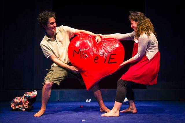 La città del teatrome & te, una piccola storia d'amore alla Città del Teatro