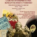 """[ Lastra a Signa ] A villa Bellosguardo l'iniziativa """"Caruso interprete fra romanticismo e verismo"""""""