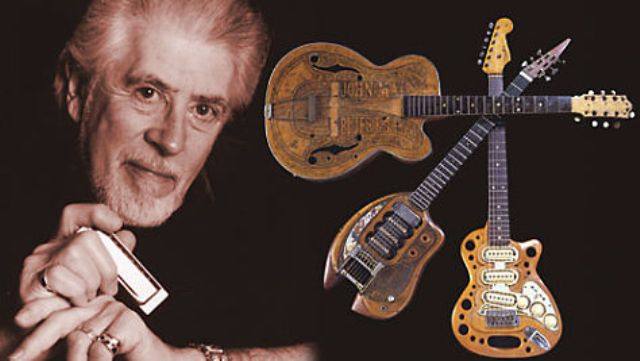 John Mayall, il leggendario Bluesman arriverà al Teatro Manzoni