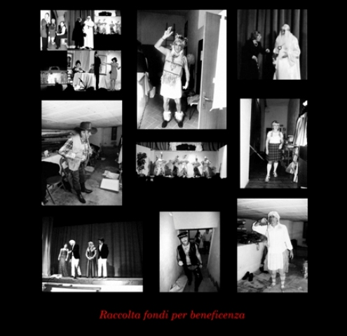 """Spettacolo teatrale """"La Locanda di Nonna Angiolina"""" con i Ragazzi di Via XX settembre per Astro al Teatro Shalom"""
