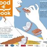 [ Montecatini Terme ] La cultura del cibo, il cibo nella cultura: a Montecatini torna Food&Book