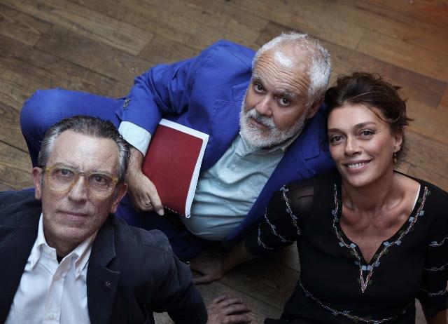Questi Fantasmi! con la Compagnia di Teatro di Luca De Filippo in prima nazionale alla Pergola