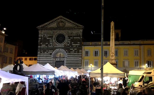 Mercatini di Natale Piazza San Francesco