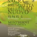 [ Castel del Piano ] 43° Sagra della Bruschetta e dell'olio nuovo