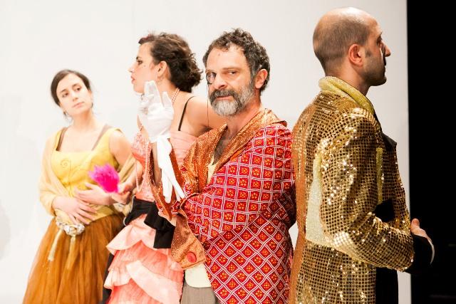 Miseria e nobiltà un testo di Eduardo Scarpetta al Teatro Verdi