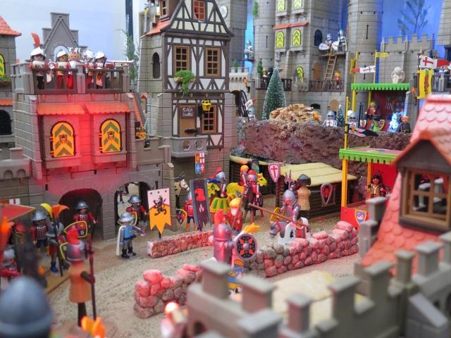 A Chianciano Terme torna l'esposizione della grande collezione privata Playmobil