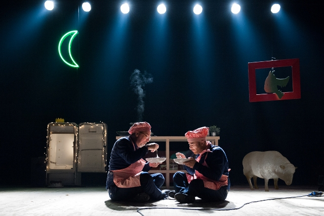 Met Ragazzi, Ho un lupo nella pancia al Teatro Metastasio