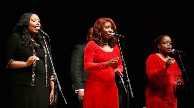 Concerto Gospel di Natale organizzato dall'Associazione Blues al Teatro Bolognini