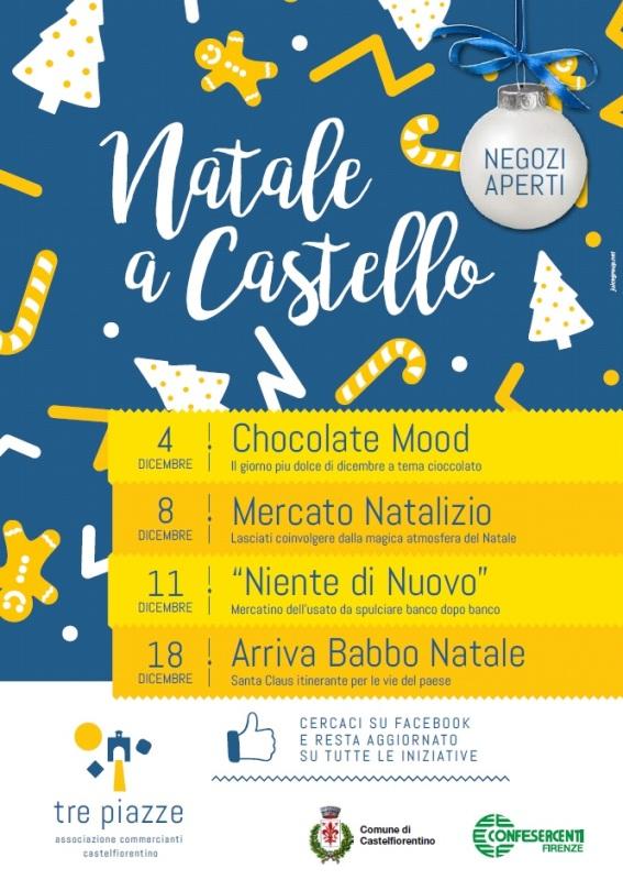 """Si accendono le luci del """"Natale a Castello""""!"""